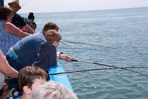 Fishing Trips in Exmouth